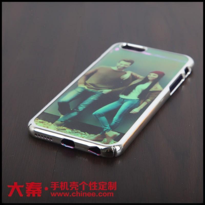 情侣手机壳定制 一样的手机不一样的壳