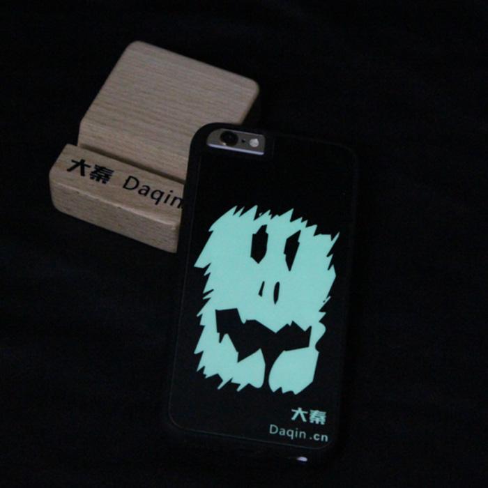 夜光手机壳定制