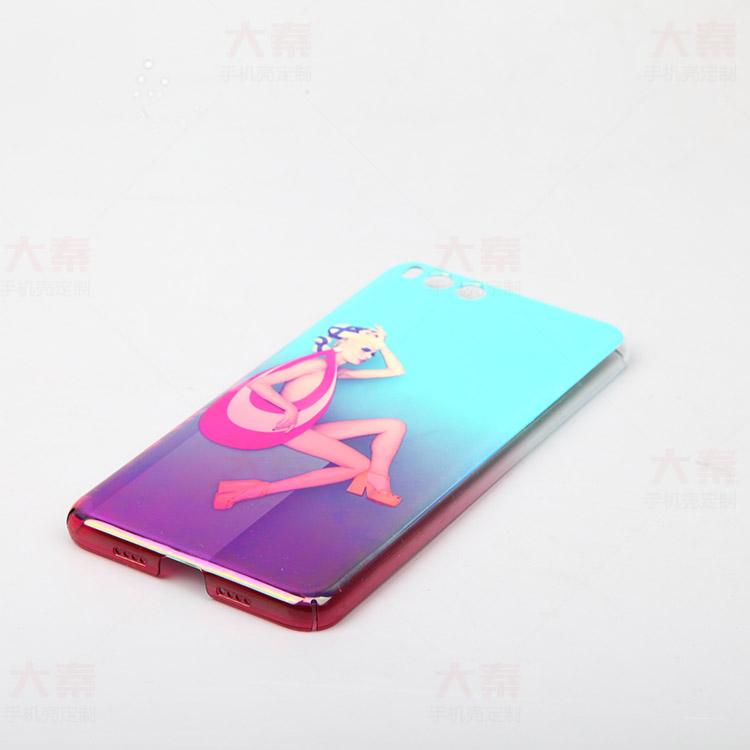 炫光手机壳DIY