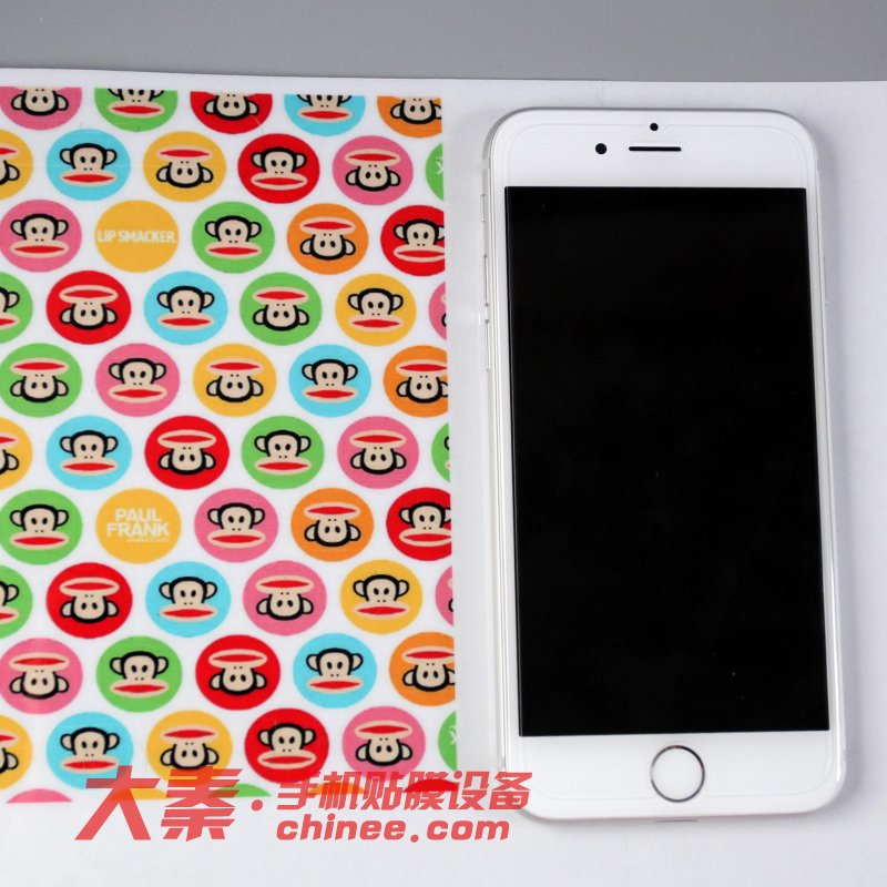 苹果6手机彩贴